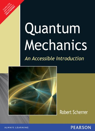 9788131766293: Quantum Mechanics : An Accessible Introduction