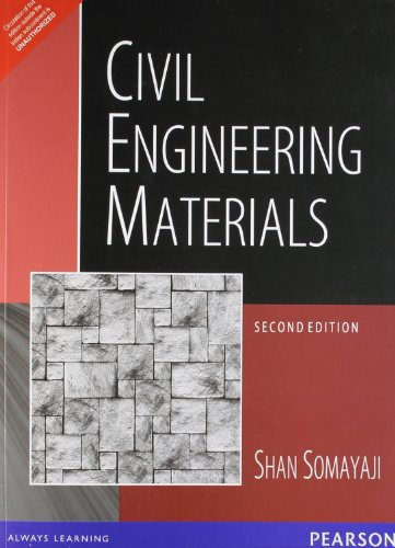 9788131766316: Civil Engineering Materials