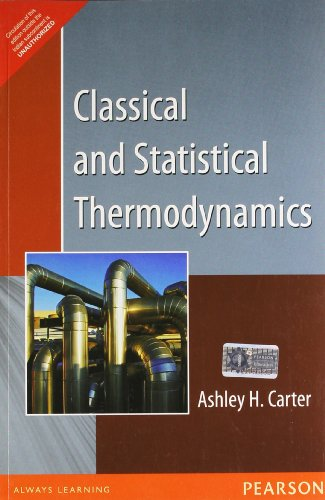 9788131766354: Classical and Statistical Thermodynamics