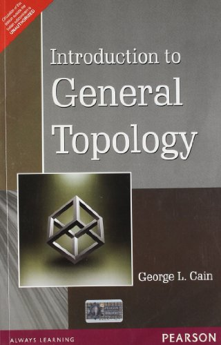 Introduction To General Topology: Venkatesh K. Channa