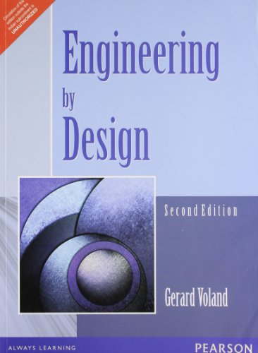 9788131767597: Engineering by Design