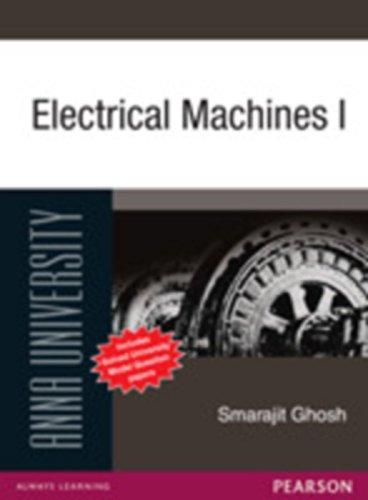 Electrical Machines-I (Anna University): Smarajit Ghosh