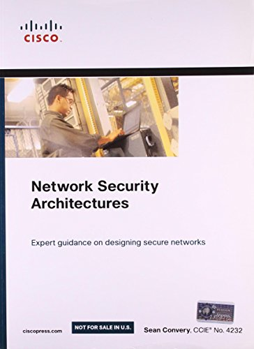 9788131770160: Network Security Architectures