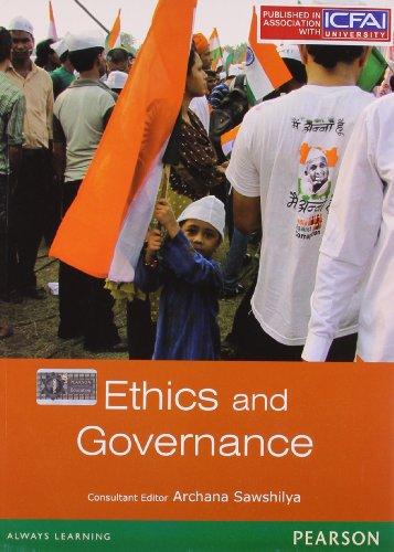 9788131770412: Ethics and Governance