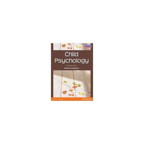Child Psychology: Naima Khatoon (Ed.)