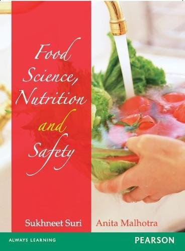Food Science, Nutrition, and Safety