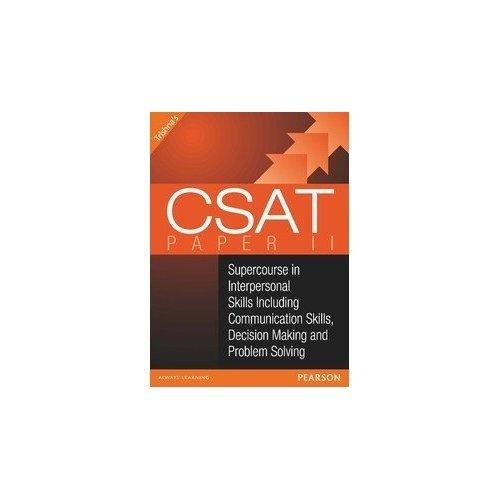 Trishna`s CSAT: Supercourse in Interpersonal Skills including: Trishna Knowledge Systems
