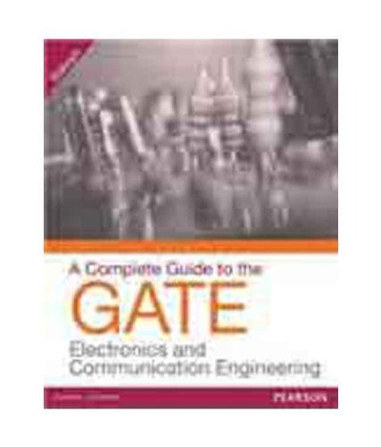A Complete Guide to the GATE Electronics and Communication Engineering: Trishna Knowledge Systems