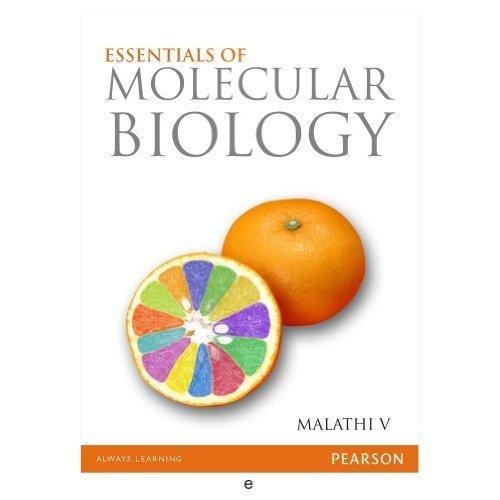 Essentials of Molecular Biology: Malathi V