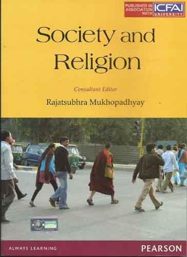 Society and Religion: Rajat Shubhra Mukhopadhyay (Ed.)