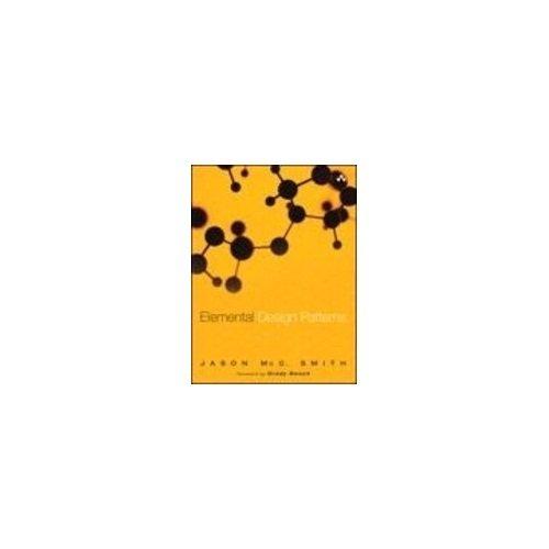 9788131775257: ELEMENTAL DESIGN PATTERNS, 1/E