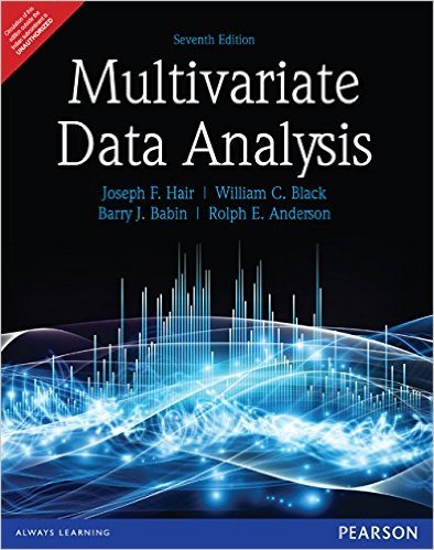 9788131776483: Multivariate Data Analysis 7th By Joseph F. Hair Jr (International Economy Edition)