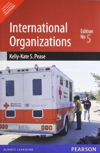 9788131776490: International Organizations