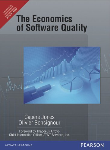 9788131786918: The Economics of Software Quality