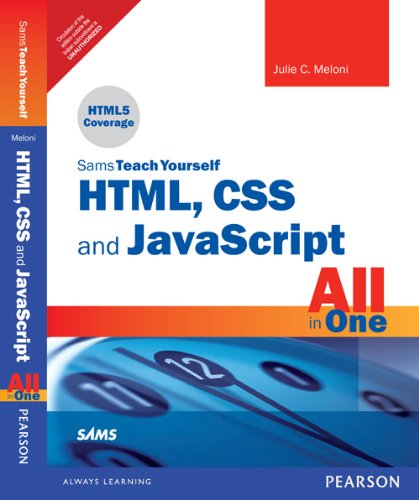 9788131786970: Sams Teach Yourself HTML, CSS, and JavaScript All in One