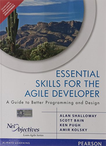 9788131787007: Essential Skills for the Agile Developer: A Guide to Better Programming and Design