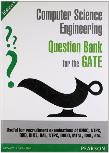 Computer Science Engineering Question Bank for the: Trishna Knowledge Systems