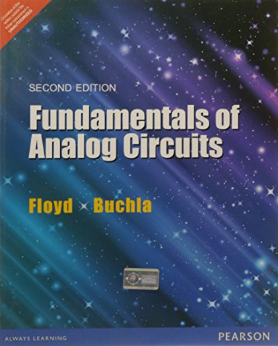 Fundamentals Of Analog Circuits, 2E: Floyd