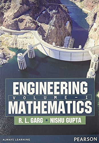 Engineering Mathematics, Volume 1: Nishu Gupta,R.L. Garg