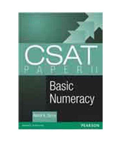 CSAT: Basic Numeracy (Paper - 2): Nishit K. Sinha
