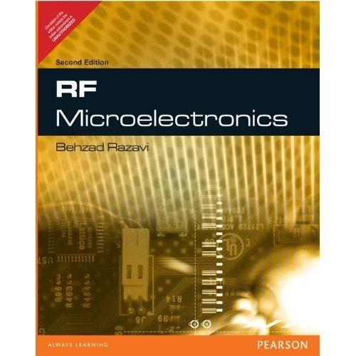 9788131790458: RF MICROELECTRONICS 2 EDITION