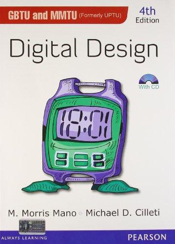 Morris Mano Digital Design Abebooks