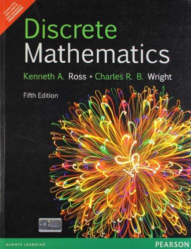 9788131790618: Discrete Mathematics