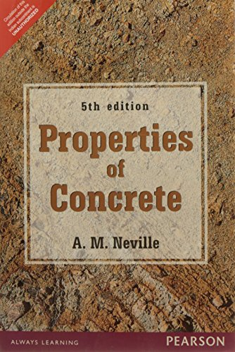 Properties of Concrete (Fifth Edition): A.M. Neville