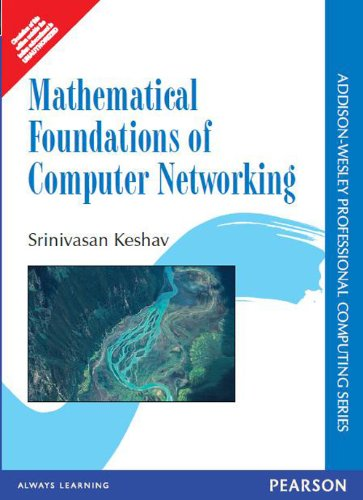 9788131791462: MATHEMATICAL FOUNDATIONS OF COMPUTER NETWORK