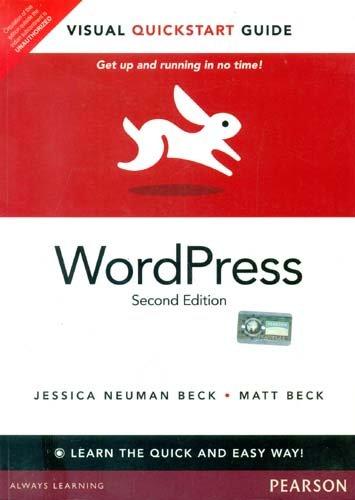 9788131791882: WordPress: Visual QuickStart Guide, 2/e