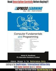 Computer Fundamentals By Anita Goel Ebook