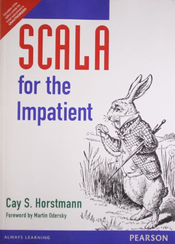 9788131796054: Scala for the Impatient, 1/e