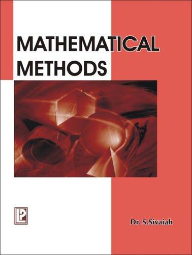 9788131800997: Mathematical Methods