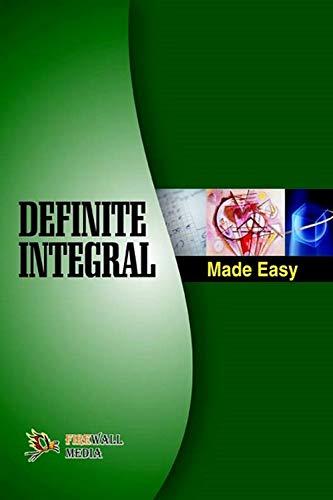 9788131802069: Definite Integral Made Easy