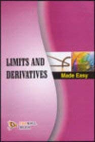 9788131802137: Limits and Derivatives Made Easy
