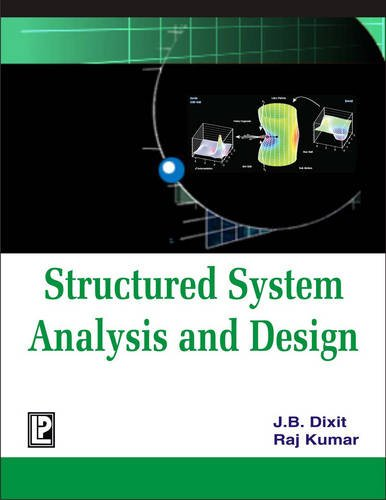 9788131802663: Structured System Analysis and Design
