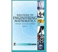 9788131802915: Solutions to Engineering Mathematics