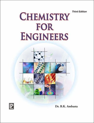 9788131803257: Chemistry for Engineers
