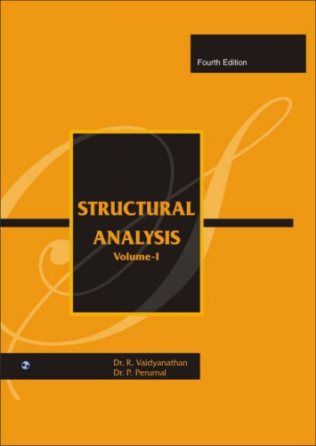 Structural Analysis-I: Dr. R. Vaidyanathan,