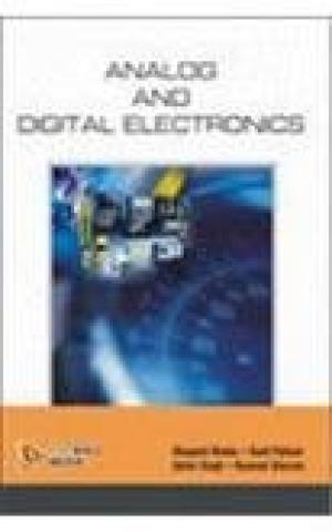 Analog and Digital Electronics: Balvir Singh,Bhupesh Bhatia,Navneet Sharma,Sunil Paliwal