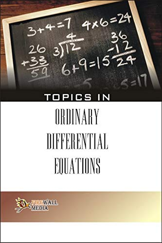 Topics in Ordinary Differential Equations: Parmanand Gupta