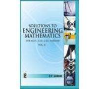 9788131804704: Solutions to Engineering Mathematics: (MDU, GJU and KU Haryana) v. 2