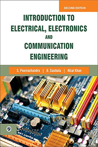 9788131804780: Introduction to Electrical, Electronics and Communication Engineering