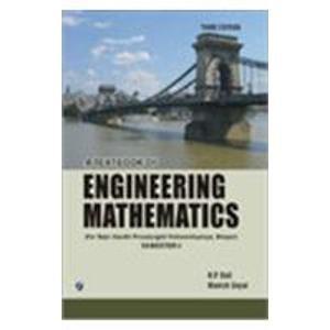 manish goyal bali - textbook engineering mathematics sem i