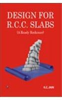 Design For R.C.C. Slabs (A Ready Reckoner): K.C. Jain