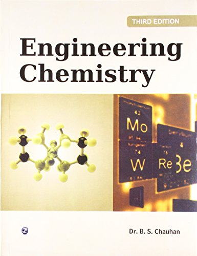 Engineering Chemistry: Dr. B.S. Chauhan