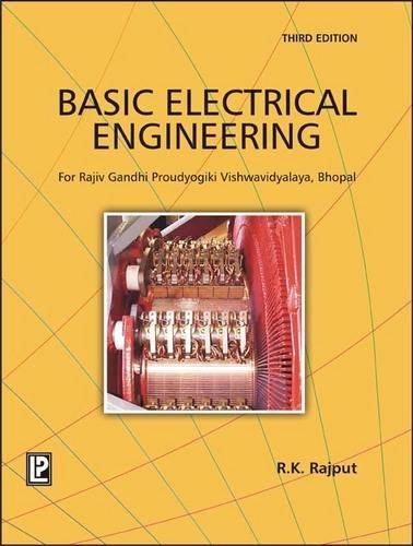 9788131805862: Basic Electrical Engineering (RGPV, Bhopal)