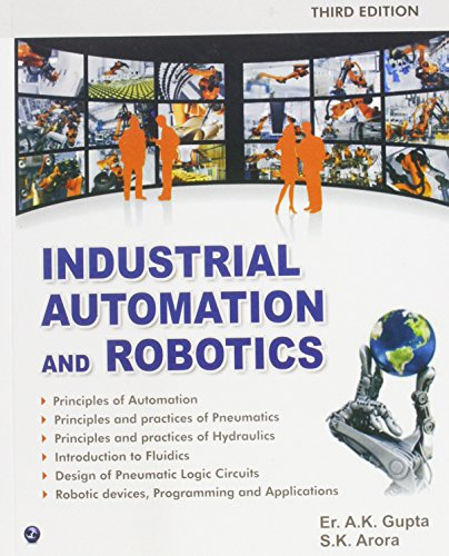 9788131805923: Industrial Automation and Robotics
