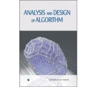 Analysis and Design of Algorithm: Gyanendra Kumar Dwivedi