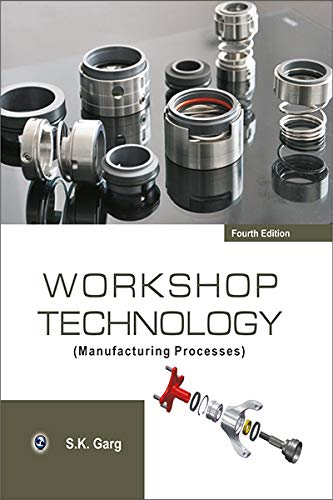 9788131806975: Workshop Technology (Manufacturing Process)